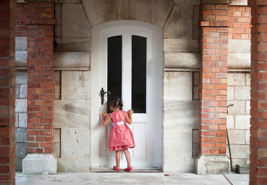 Detskasnimka - Художествена фотография на деца